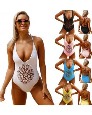 Jednodijelni kupaći kostim Lace Circle, više boja