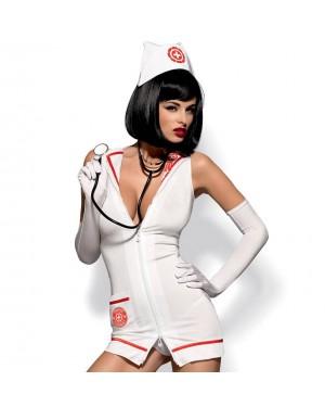 Kostum medicinska sestra Obsessive Emergency dress