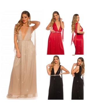 Svečana haljina duga Detra, više boja