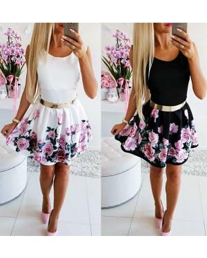 Ljetna haljina z rožicami Vanessa, više boja
