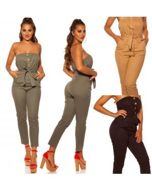 Kombinezon dolge hlače Stacey, više boja