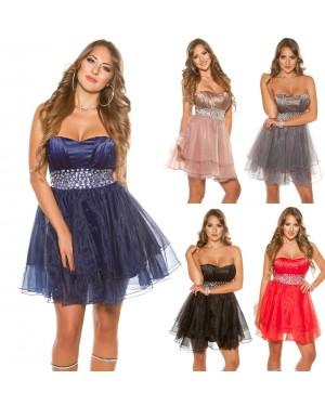 Svečana haljina Alyse, više boja
