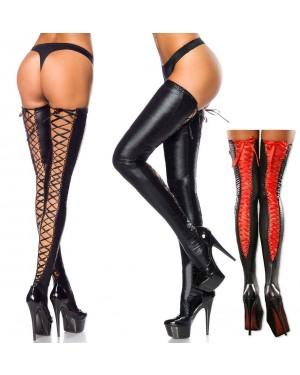 Nogavice Corset Legs, več barv