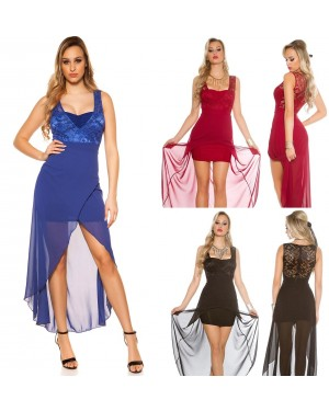 Elegantna haljina Carmen, više boja